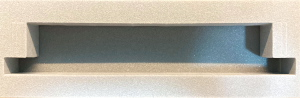 TOMIX単品ケース挿入用Nゲージ車両収納用ウレタンセット